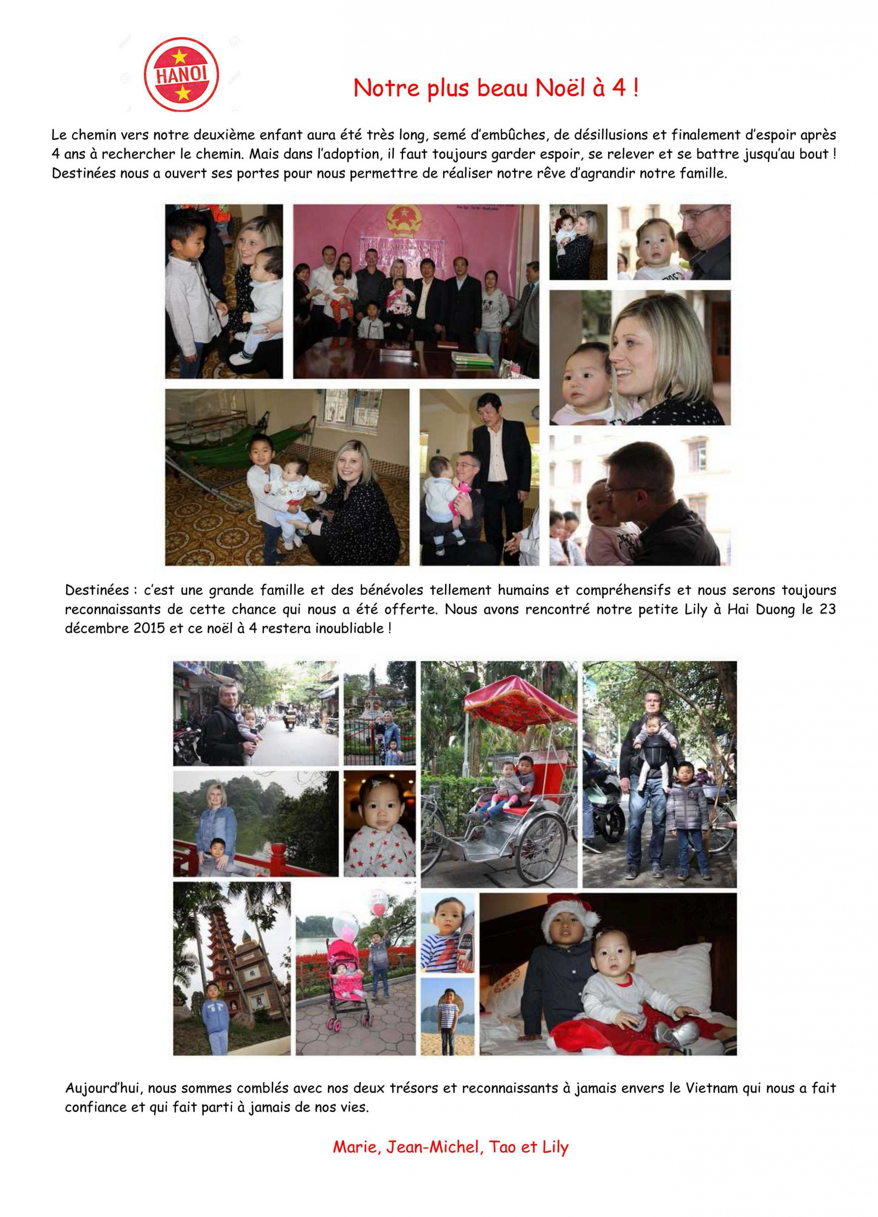 brochure one a la rencontre des familles